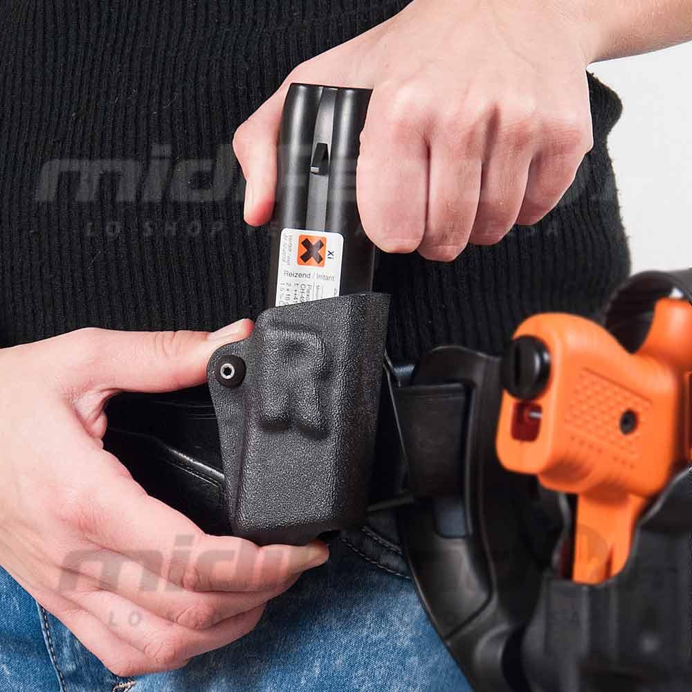 Porta caricatore aperto radar per jpx jet protector piexon - Porta pistola da spalla ...