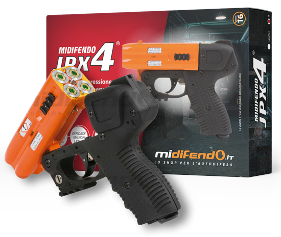 Pistola al Peperoncino JPX4