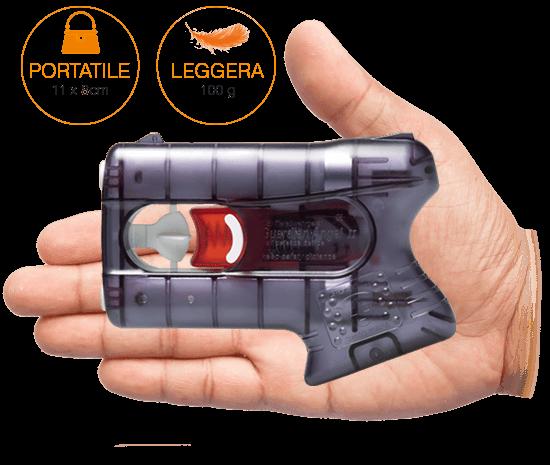 Pistole spray al peperoncino legali in italia shop midifendo - Porta pistola da spalla ...