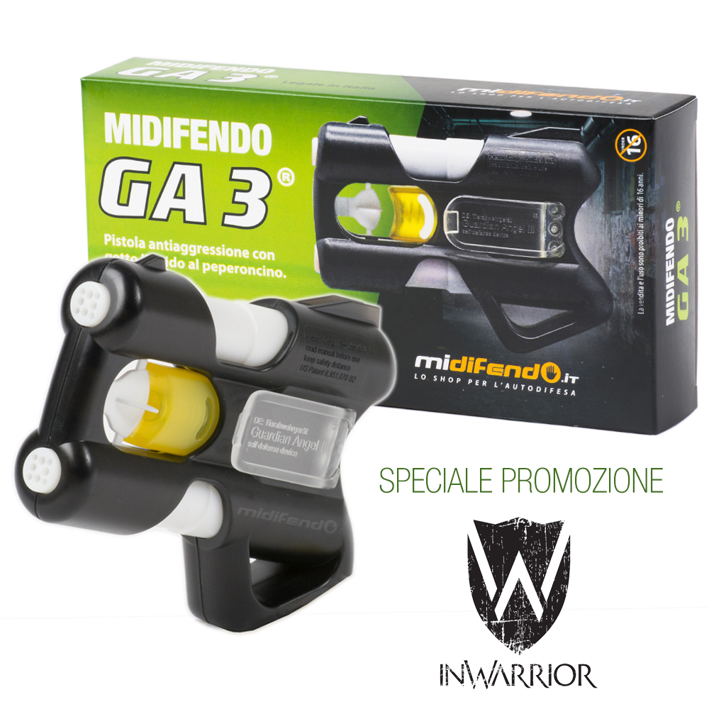MiDifendo GA3 - Piexon Guardian Angel 3