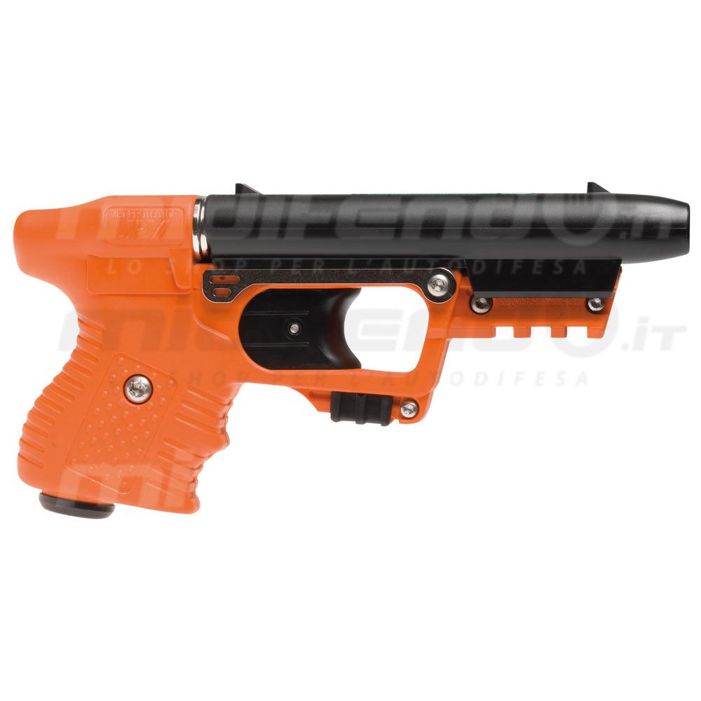 Pistola al peperoncino da difesa legale jpx jet protector - Porta pistola da spalla ...