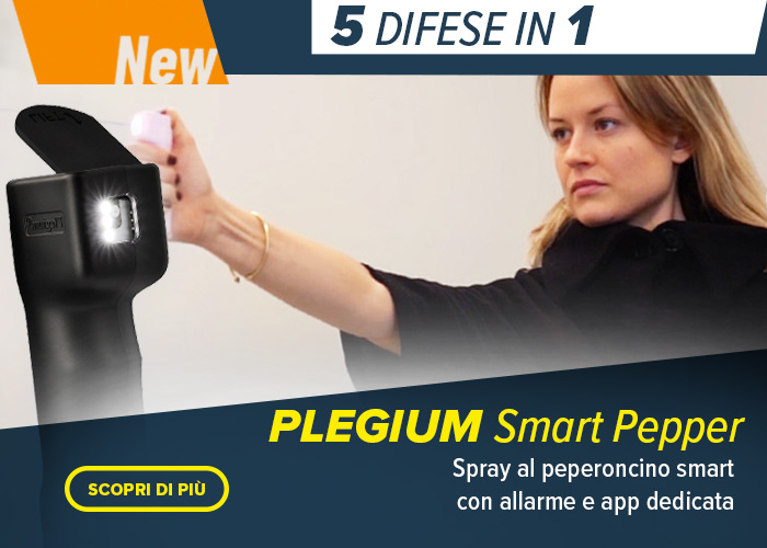 Plegium - Smart Pepper