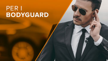 Kit per i Bodyguard